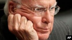 Patrick Leahy, presidente de la Comisión Judicial del Senado, hizo las declaraciones a Fox News.