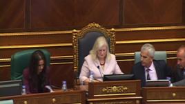 Shtyhet seanca e parlamentit të Kosovës