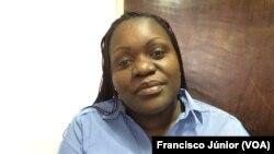 Maria Benigna Matsinhe, directora nacional adjunta de Saúde Pública, Moçambique