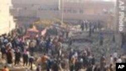 عراق : کار بم دھماکوں میں ایک شخص ہلاک ایک درجن زخمی