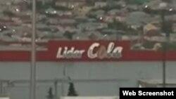 Lider-Cola fabriki
