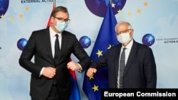 EU/Serbia