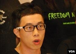 學聯副秘書長楊政賢表示,大部份支持公民抗命的學生認為,社會公義價值比經濟更重要