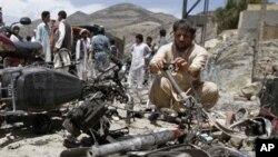 حملۀ طالبان بر پولیس در نورستان