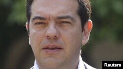 Firayim Ministan Girka Alex Tsipras