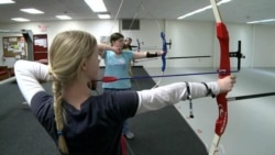 Hollywood Heroines Propel Archery Revival