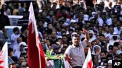 巴林抗議者2012年5月要求民主改革(資料圖片)