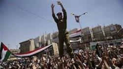 رئيس جمهوری يمن می گويد در مقابل اپوزيسيون خواستار کناره گيری خود مقاومت می کند