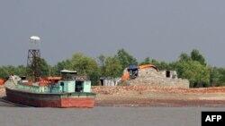 بنگلہ دیش کی حکومت نے آباد کاری کا منصوبہ 2015 میں شروع کیا تھا— فائل فوٹو