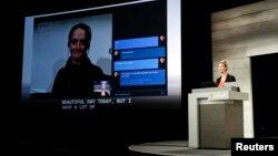 Microsoft presentó el nuevo servicio para traducir las conversaciones entre dos usuarios que hablan un idioma distinto.
