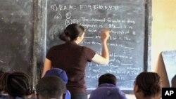 Malanje: Saiem da escola sem saber ler - 2:13