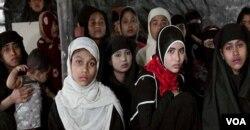 Para perempuan Muslim Rohingya mengalami pemerkosaan dan penganiayaan seksual secara sistematis oleh militer Myanmar (foto: ilustrasi).