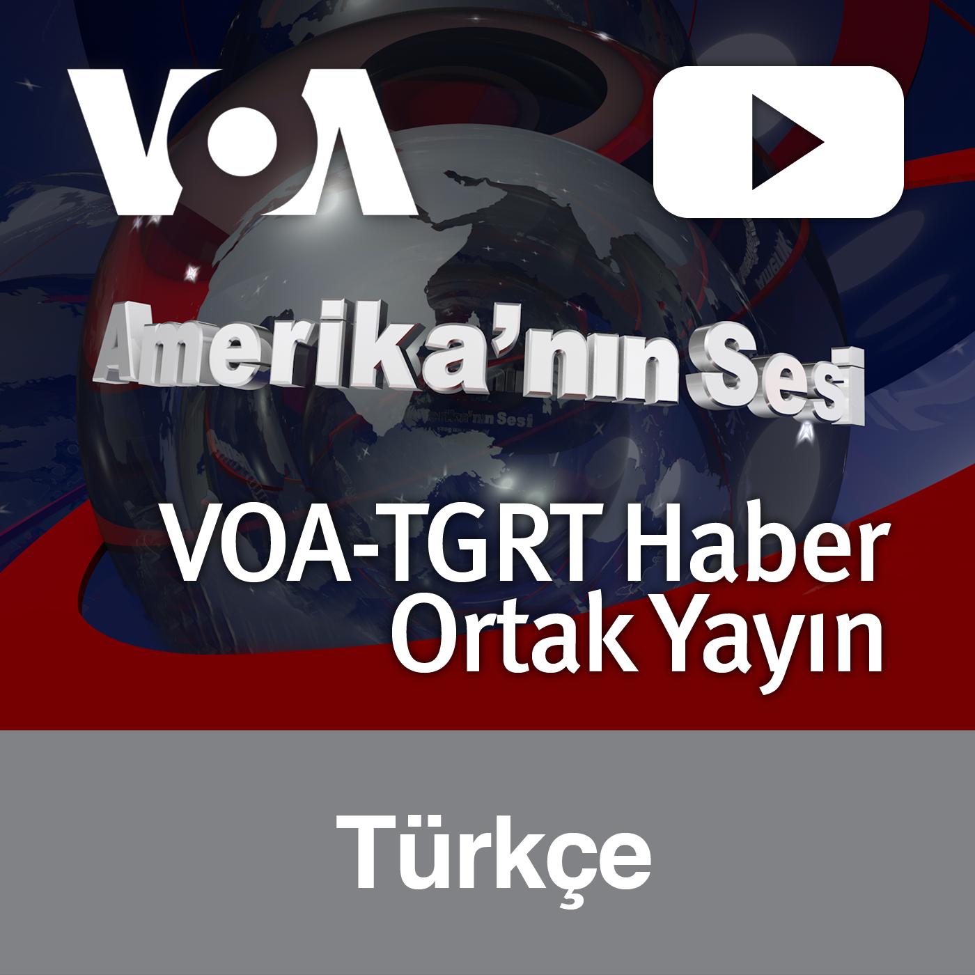 VOA-TGRT Haber Ortak Yayın - Amerika'nın Sesi