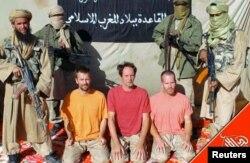 Des Européens pris en otage par des hommes armés au Mali (archives déc. 2011)