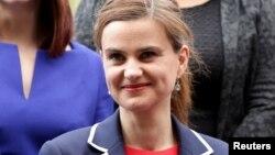 41岁的英国工党女议会议员乔·考克斯