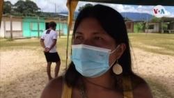 Comunidades indígenas de Ecuador demandan atención por casos de COVID