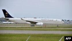 Airbus A330 Саудівських авіаліній