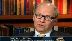 """Аслунд: """"Старі"""" олігархи не підтримують Януковича"""