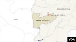 Dua pilot Afghanistan tewas dalam kecelakaan helikopter tempurMI 35 di provinsi Farah, Afghanistan Barat, Rabu (8/1).