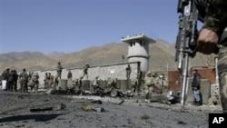 阿富汗安全局勢仍受到挑戰。