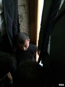 Saldırganın CHP Milletvekili Aydın Ayaydın Tarafından Çekilen Fotoğrafı