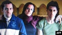 Troje američkih planinara pritvorenih u Teheranu na godinu dana