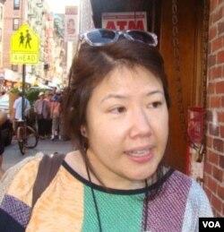 美國華人博物館教育部門主任李秀玲