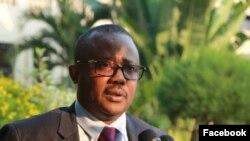 Umaro Sissoco, político, brigadeiro da Guiné-Bissau, nomeado primeiro-ministro em 18 de Novembro 2016