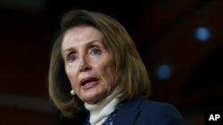 Chủ tịch Hạ viện Hoa Kỳ Nancy Pelosi theo lịch trình lẽ ra đã bay sang Bỉ và từ đó sang Afghanistan để gặp gỡ binh sĩ.