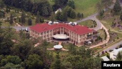 Fethullah Gülen'in Saylorsburg, Pennsylvania'da yaşadığı ev