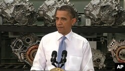 Обама смета дека производството е клуч за економското опоравување