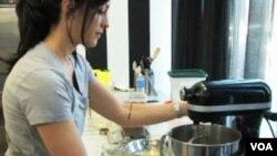 Uz ekonomski oporavak, ima i kupaca za njene kolače: Felicia Grasso