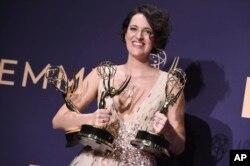 فیبی والر بریج برای سریال »فلیبگ» سه جایزه گرفت