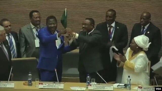 Liên hiệp Phi Châu đồng thanh chấp thuận việc cung cấp 50 triệu đô la cho công tác duy trì hòa bình ở Mali.