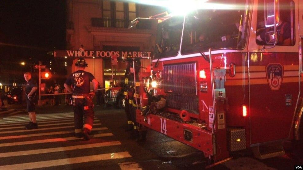 Image result for new york bomb blast