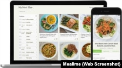 Mealime apps can suggest recipes based on your diet and food preferences.