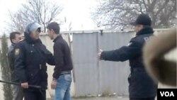 Ağcabədi rayonunda etiraz aksiyası