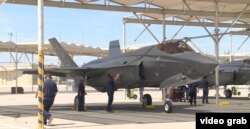 "The U.S. Air Force's newest fighter jet, the F-35 joint strike fighter, possesses dazzling technological innovations. ""This plane, I can't harp on it enough, this plane is the most advanced fighter aircraft we (the United States) have,"" Major Will ""D-Rail"