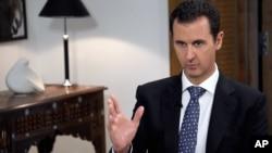 براساس طرح صلح سوریه، در ماه اوت سال آینده انتخابات ریاست جمهوری