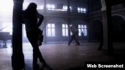 """Σκηνή από την ταινία """"Σκλάβος"""" του Γιώργου Παπαβασιλείου"""