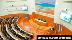 O'zbekiston Senati (senat.uz)