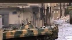 叙利亚霍姆斯暴力事件致13人死亡