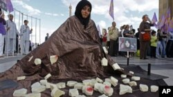 اقدامات حکومت افغانستان برای جلوگیری از خشونت علیه زنان