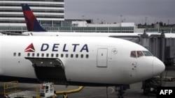 Один из авиалайнеров компании Delta Airlines (архивное фото)