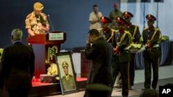Hommage aux hauts responsables assassinés en Ethiopie