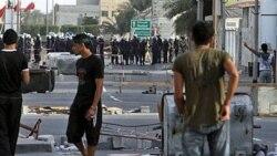 تظاهرات ضد دولتی در روستای شیعه نشین مالکیه در غرب بحرین