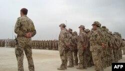 Afganistan'daki Alman askerleri