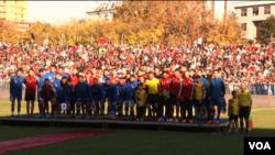 Kosovo, Albania football