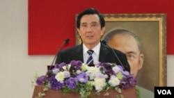 Presiden Taiwan Ma Ying-jeou (Foto: dok).