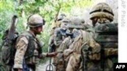 Afganistan: Koalisyon Askerleri 10 Taleban Militanını Öldürdü